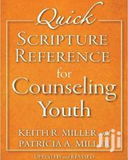 Quick Scripture Reference For Counseling Youth | Books & Games for sale in Lagos State, Oshodi-Isolo