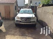 Mercedes-Benz GL Class 2008 GL 550 Silver | Cars for sale in Lagos State, Lagos Mainland
