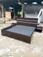 Bed Frame 6x6 We Used Quality Board HGF | Furniture for sale in Lagos State