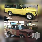 Refurbish And Oven Bake Your Vehicle | Automotive Services for sale in Lagos State, Kosofe