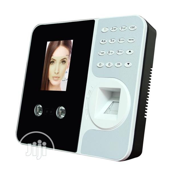 Realand F491 Iface Time Attendance System