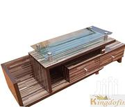 Generic Tv Stand With 2 Side Cabinet | Furniture for sale in Cross River State, Calabar