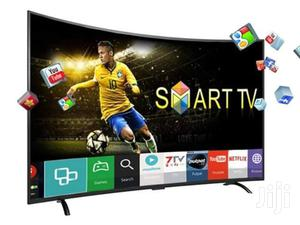 LG 65 Inches Curve Smart TV Uhd Internet Wi-fi Connection 2 Years