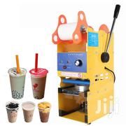 Cup Sealing Machine | Manufacturing Equipment for sale in Abuja (FCT) State, Kubwa