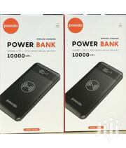 Wireless Charging Power Bank 10000mah - Black | Accessories for Mobile Phones & Tablets for sale in Lagos State, Ikeja