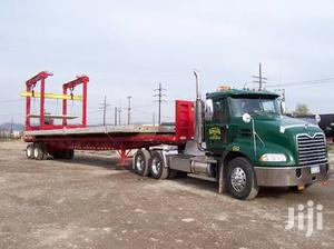 Flat Trailer Mack CH Trucks Are Available For Hiring / Leasing At Ph.