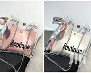 Transparent Boutique Bag | Bags for sale in Lagos State, Agboyi/Ketu