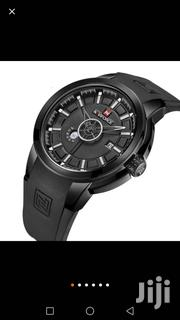 Genuine Naviforce NF9107 Quartz Crystal Men's Watch | Watches for sale in Lagos State, Gbagada