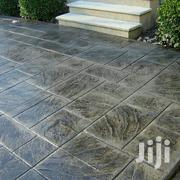 Well Finished Stamped Floor Concrete | Building & Trades Services for sale in Akwa Ibom State, Uyo
