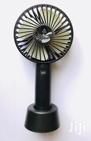 Hand Mini Rechargeable Fan | Home Accessories for sale in Lagos State, Ikeja