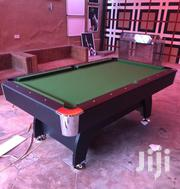 8ft Snooker Board With Accessories | Sports Equipment for sale in Abuja (FCT) State, Wumba