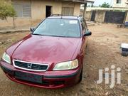 Honda Civic 1999 DX 4dr Sedan Red | Cars for sale in Oyo State, Oluyole