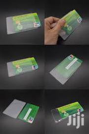 Plastic ID Card Protector | Manufacturing Materials & Tools for sale in Delta State, Uvwie