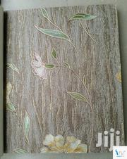 Brown Tiny Flower Italian Wallpaper | Home Accessories for sale in Abuja (FCT) State, Guzape District