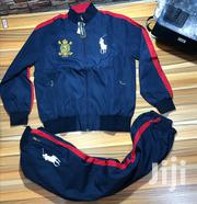 Original Brands of American Polo Raph Tracksuits Blue Red Color | Clothing for sale in Lagos State, Lagos Island