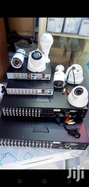 Complete CCTV Camara and 4channels | Photo & Video Cameras for sale in Lagos State, Oshodi-Isolo