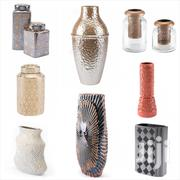 Decor Accessories (Vases, Bottles, Jars, Mirror Trays) | Home Accessories for sale in Lagos State, Victoria Island