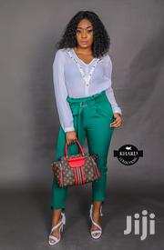 White Silk Blouse   Clothing for sale in Lagos State, Ikoyi