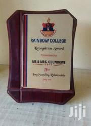 Wooden Plaque Award | Arts & Crafts for sale in Lagos State, Agege