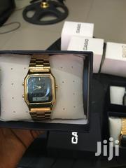 Gold Casio | Watches for sale in Abuja (FCT) State, Galadimawa
