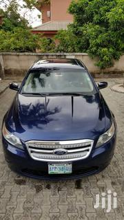 Ford Taurus 2011 SEL Blue | Cars for sale in Lagos State, Surulere