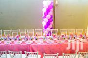 Pink And Purple Balloons Stand, Sophia Themed Party   Party, Catering & Event Services for sale in Lagos State, Oshodi-Isolo