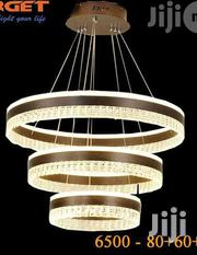 Led Crystal Classic Chandelier With 3 Different Colors | Home Accessories for sale in Lagos State, Ikeja