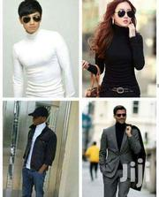 Classy Turtle Neck Cooperate Shirt / Unisex | Clothing for sale in Lagos State, Surulere