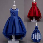 High Quality Kids Ball Gown Girls Party Dresses 4-6y Birthday Wear | Children's Clothing for sale in Lagos State, Amuwo-Odofin