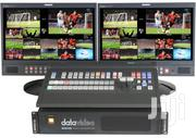 Datavideo Se-2850 8 Channel Switcher | Audio & Music Equipment for sale in Lagos State, Ikeja