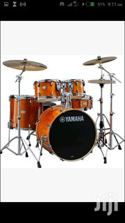 5 Piece Yamaha Drum Set | Musical Instruments & Gear for sale in Lagos State, Ojo