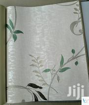 Green Flower in Sliver Italian Wallpaper | Home Accessories for sale in Abuja (FCT) State, Guzape District