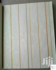 Stripes in Sliver Italian Wallpaper | Home Accessories for sale in Abuja (FCT) State, Asokoro