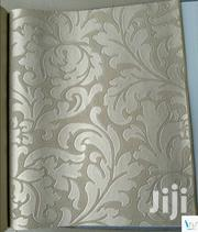 Silver Floral in Grey Italian Wallpaper | Home Accessories for sale in Abuja (FCT) State, Asokoro