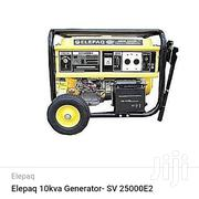 Elepaq 10kva Generator- SV 25000E2 | Electrical Equipments for sale in Oyo State, Ibadan South West
