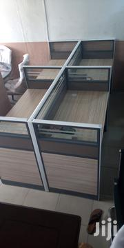 Workstation For 4 Persons Wt 4 Mobile Drawer's | Furniture for sale in Rivers State, Port-Harcourt