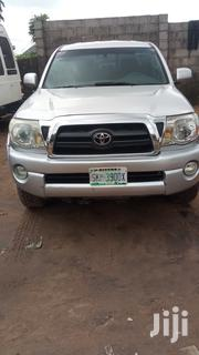 Toyota Tacoma 2007 Silver | Cars for sale in Rivers State, Obio-Akpor