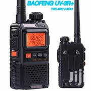 MINI Baofeng UV-3R+Plus Walkie Talkie Dual Band | Audio & Music Equipment for sale in Lagos State, Alimosho