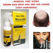 Isner Mile Minoxidil With Ginseng | Hair Beauty for sale in Anambra State, Onitsha
