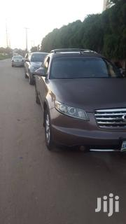 Infiniti FX35 2005 Base 4x2 (3.5L 6cyl 5A) Brown | Cars for sale in Lagos State, Amuwo-Odofin