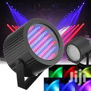 2x RGB 25W 7 Channel Stage Light 86 LED DJ Disco Club Bar Strobe | Stage Lighting & Effects for sale in Lagos State, Ojo