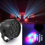 Allwin Hot Sale 12 LED Par Light Disco Stage Club Party KTV Show | Stage Lighting & Effects for sale in Lagos State, Ojo