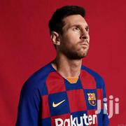 Barcelona Authentic Home Jersey   Sports Equipment for sale in Lagos State, Lekki Phase 1