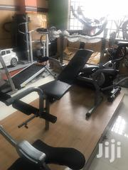 Weight Bench With 50kg | Sports Equipment for sale in Abuja (FCT) State, Lugbe District