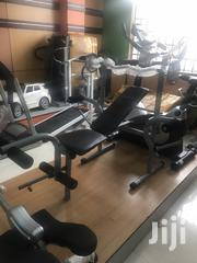 Weight Bench With 50kg | Sports Equipment for sale in Abuja (FCT) State, Durumi