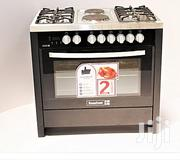 Scanfrost Gas Cooker - (4 Gas 2 Electric) SFC9423B   Kitchen Appliances for sale in Lagos State, Ikotun/Igando