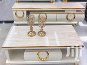 Brand New Cristal Center Table Adjustable Tv Stand | Furniture for sale in Lagos State, Gbagada