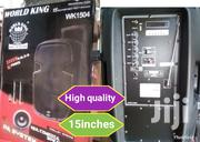 World King 15inchs P.A | Audio & Music Equipment for sale in Lagos State, Ojo