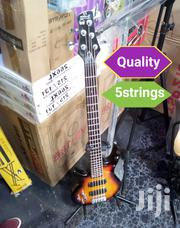 Bass Guitar(5strings) | Musical Instruments & Gear for sale in Lagos State, Ojo