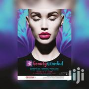 Beauty And Make-up Exhibition In Instanbul Turkey.   Health & Beauty Services for sale in Lagos State, Lagos Mainland